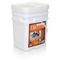 Relief Foods 70501-RF 130 Serving Entree And Breakfast Bucket