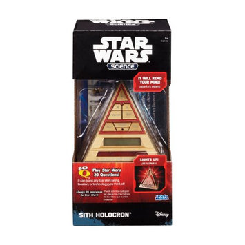 Uncle Milton Industries Sith Holocron 20Q Learning Toy