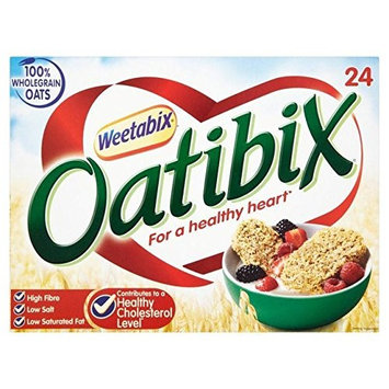 Weetabix Oatibix 24s 576g - Pack of 6