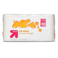 Full Sheet White Paper Towels - 12 Giant Rolls - up & up™