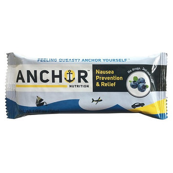Anchor Nutrition Bar Anti-Nausea Snack (Pack of 3)