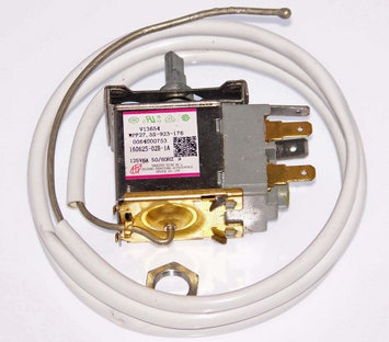 OEM Haier Bottle Wine Cooler Thermostat Originally Shipped With HVFM30ABB, HVFM42ABL