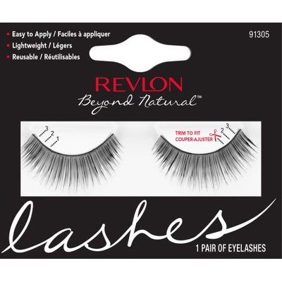 Revlon Single Pair Lashes, Lenghtening (91305)