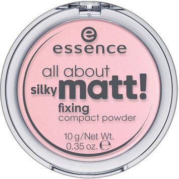 All About Silky Matt Fixing Compact Powder