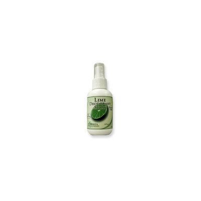Lime Deodorant 4 fl oz by Amrita Aromatherapy