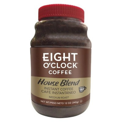 Eight O'Clock® House Blend Medium Roast Instant Coffee 12 oz