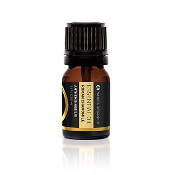 Pangea Organics Essential Oil - Basil | 100% Pure and Natural | Highest Quality Aromatherapy | Therapeutic Grade Oil Blends | 10ml With Dropper [Basil]
