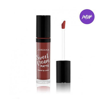 (3 Pack) JORDANA Sweet Cream Matte Liquid Lip Color - Molten Chocolate Cake