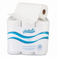 Windsoft WIN 2420 Recycled Two-Ply Kitchen Roll Towel 2-Ply