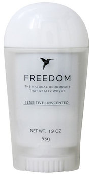 Freedom - Natural Deodorant Sensitive Unscented - 1.9 oz.