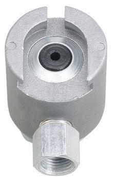 WESTWARD 5NUG1 Button Head Coupler 5/8,6000 psi