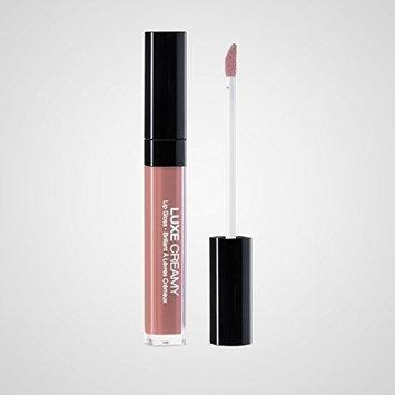 Kiss New York Luxe Creamy Lip Gloss, Baileys Vanilla
