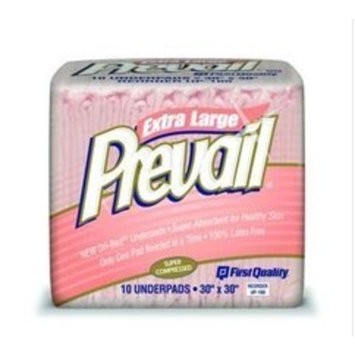Prevail Super Absorbent Disposable Underpads - 30