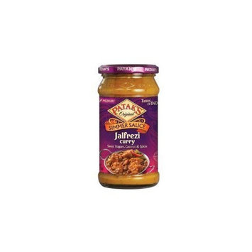 Pataks Jalfrezi Curry Sauce 15 Oz