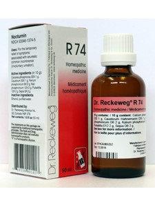 Enuresis Formula R74 50 ml by Dr. Reckeweg
