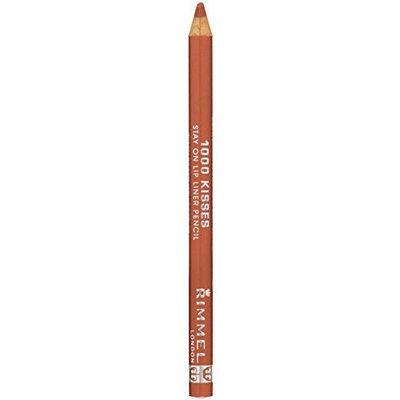 Rimmel 1000 Kisses Lip Liner, Nude, 0.04 Ounce by Rimmel