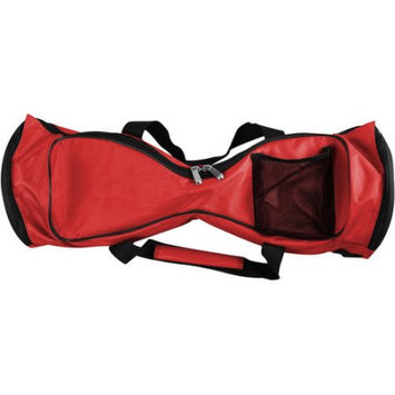 Interworks Unlimited Inc. Emio Carrier Bag for Electric Balance Wheel, Red