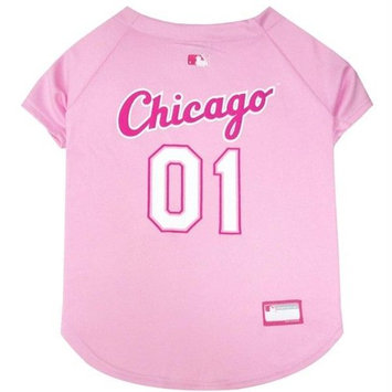 Chicago White Sox Pink Dog Jersey