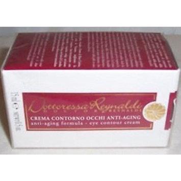 Dottoressa (Doctor) Reynaldi Anti-Aging Formula Eye Contour Cream, 0.5 Oz. Made in Italy.
