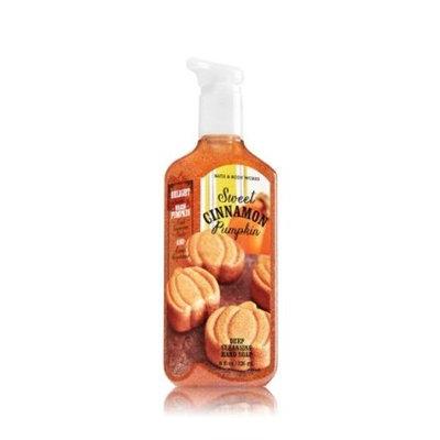 Bath & Body Works Deep Cleansing Hand Soap Sweet Cinnamon Pumpkin