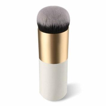 A Brush Three Use,Easy to Carry ,Powder Brush/ Foundation Brush/ Blush Brush(G