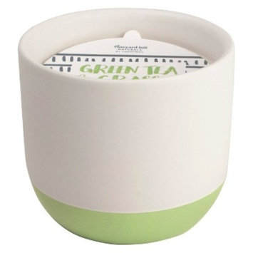 Ceramic Container Candle Green Tea & Grasses 11oz - Vineyard Hill Naturals by Paddywax®