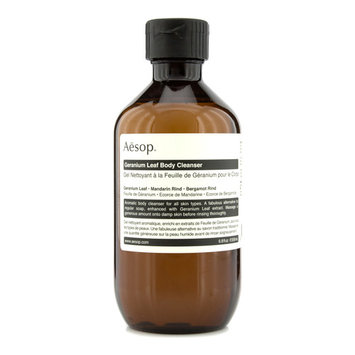 Aesop - Geranium Leaf Body Cleanser - 200ml/7.2oz