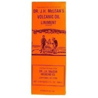 Dr. J.H. McLean's Volcanic Oil 4oz (Pack of 2)