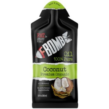 F Bomb Oil - COCONUT (10 Box) by FBomb at the Vitamin Shoppe