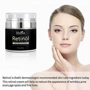 DZT1968 50ml Retinol Moisturizer Cream Pore skin care Vitamin E cream