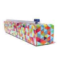 Chefs ChicWrap Triangles Plastic Wrap Dispenser