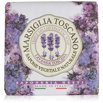 Nesti Dante Marsiglia Toscano Triple Milled Vegetal Soap, Lavanda Toscana, 7 Ounce