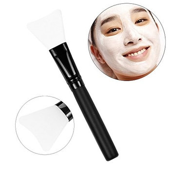 Baomabao Face Mask Mixing Brush Cosmetic Makeup Kit (clear)