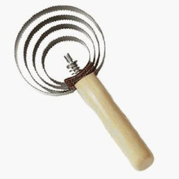Decker Mfg Company Spiral Curry Comb