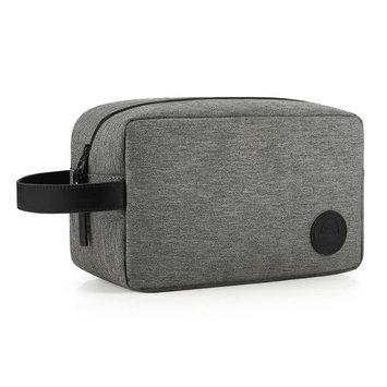 GAGAKU TSA Approved Clear Toiletry Bag Transparent Makeup Bags Waterproof Wash Bag Set of 2 for Travel Shaving Dopp Kit