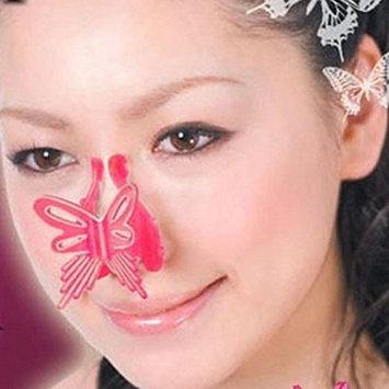 DZT1968 1PC Nose Up Clip Bridge Lifting Pink Butterfly Shaper Clipper Straightening Beauty Set
