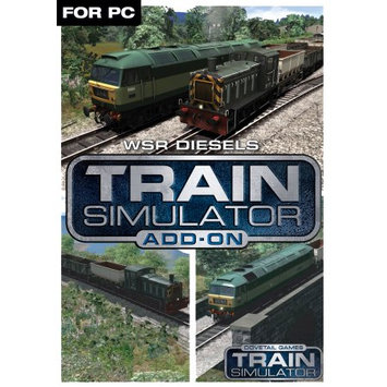 Dovetail Games Train Simulator Add-On - WSR Diesels (PC)(Digital Download)
