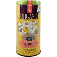Signature Tea Co. Organic Chamomile Herbal Tea, 20 count, 1.05 oz