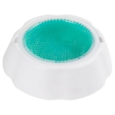 Petmaker Pet Bowl White Turquoise
