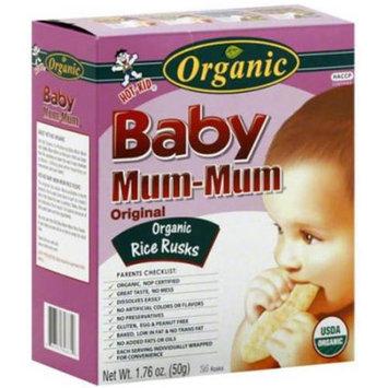 Hot Kid Hot-Kid Baby Mum-Mum Original Flavor Organic Rice Rusks, 1.76 oz