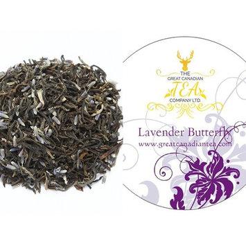 Loose Leaf Tea - Green Tea- Lavender Butterfly (100 gram)