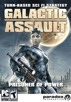 Paradox Interactive Galactic Assault - Prisoner of Power