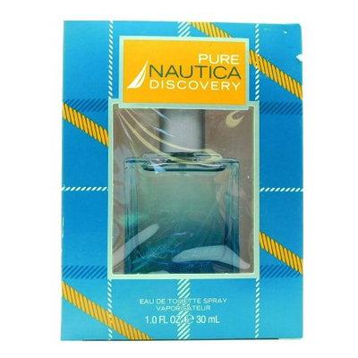 Nautica Pure Discovery Eau de Toilette Spray, 1 oz