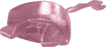 Athletic Specialties MG9 BLACK FOOTBALL MOUTH GUARD PINK