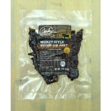 Sweet and Spicy Soft and Tender Beef Jerky - Try Our Best Tasting Tender Style Beef Jerky - No Added Preservatives, No Added MSG or Nitrates, Farm Raised Beef - 3 oz. [Sweet & Spicy, 3 oz.]