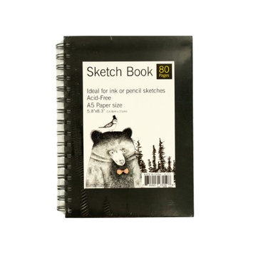 Bulk buys Wire Bound Sketch Book