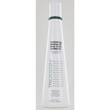 Tri Design Hydrating Shampoo And Color Protector 10.5oz