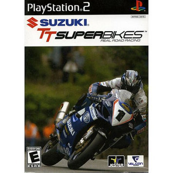Zoo Games, Inc PS2 - Suzuki TT Superbikes: Real Road Racing