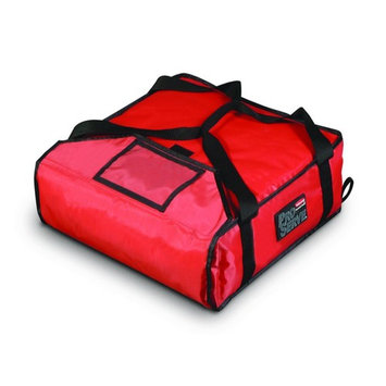 Rubbermaid Professional Small Pizza Delivery Bag - Red [Delivery Bag]