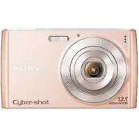 Sony Cyber-shot DSC-W510 Pink Digital Camera